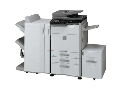 Sharp MX-M364N Siyah Beyaz Fotokopi Makinası Max 6600 Yaprak 36 Kopya /Dk