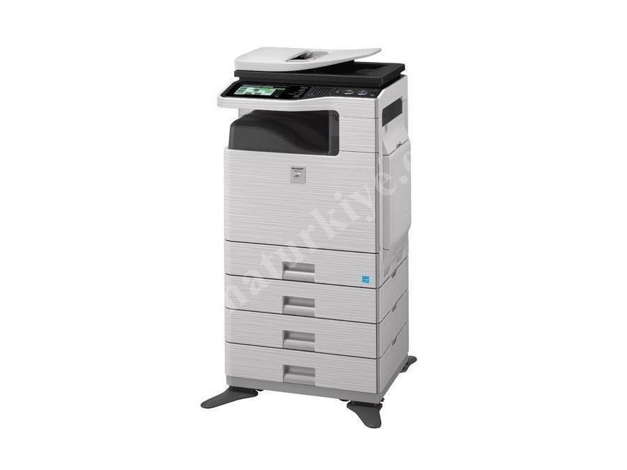 Sharp MX-C312 Renkli Fotokopi Makinası 31 Kopya /Dakika