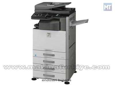 Sharp Mx-2314N Renkli Fotokopi Makinası 23 Kopya /Dakika