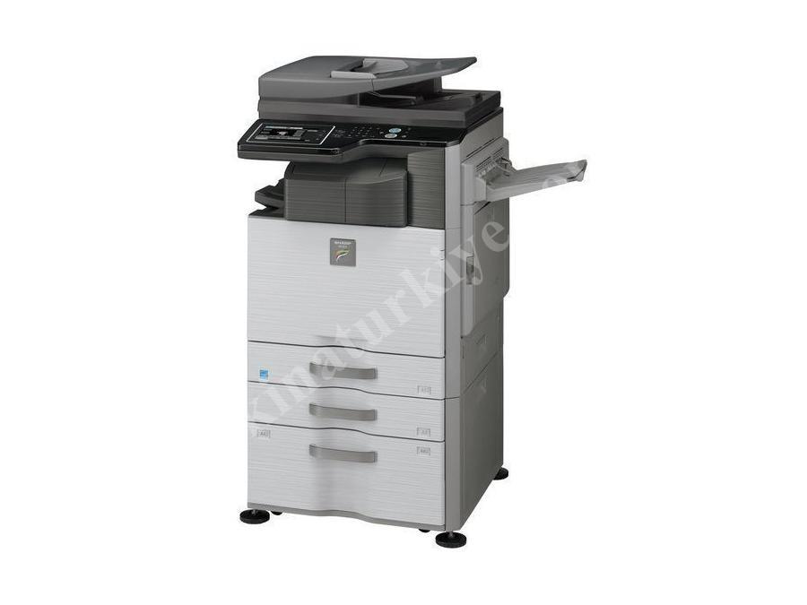Sharp Mx-2614N Renkli Fotokopi Makinası 26 Kopya /Dakika