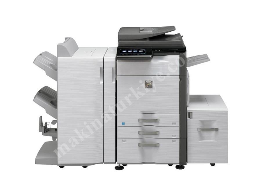 Sharp MX-5140N Renkli Fotokopi Makinası 51 Kopya /Dakika