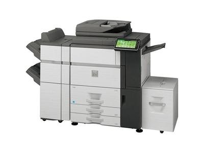 Sharp Mx-6240N Renkli Fotokopi Makinası 62 Kopya /Dakika