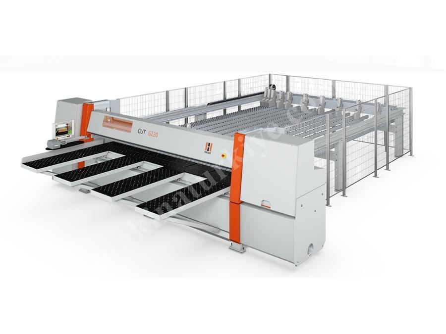 Yatay Panel Ebatlama Makinası 430 X 425 Cm