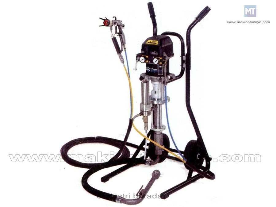 Dst 18-40 Airless Havalı Boya Pompası