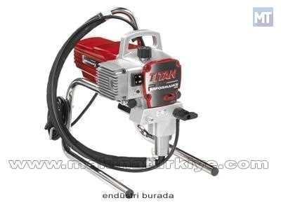 Titan 450E Elektrikli Pistonlu Boya Pompası 1,8 Lt /Dakika