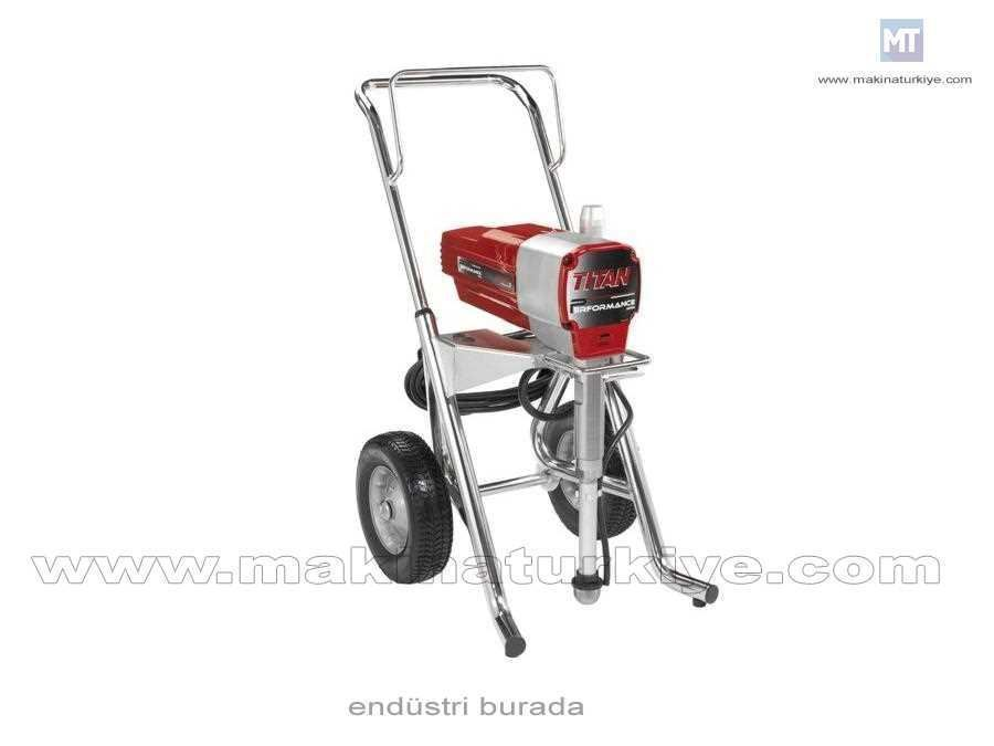 Titan 850E Elektrikli Pistonlu Boya Pompası 3,22 Lt /Dakika