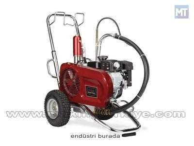 Hidrolik Pistonlu Boya Pompası Elektrikli 4,16 Lt / Dakika