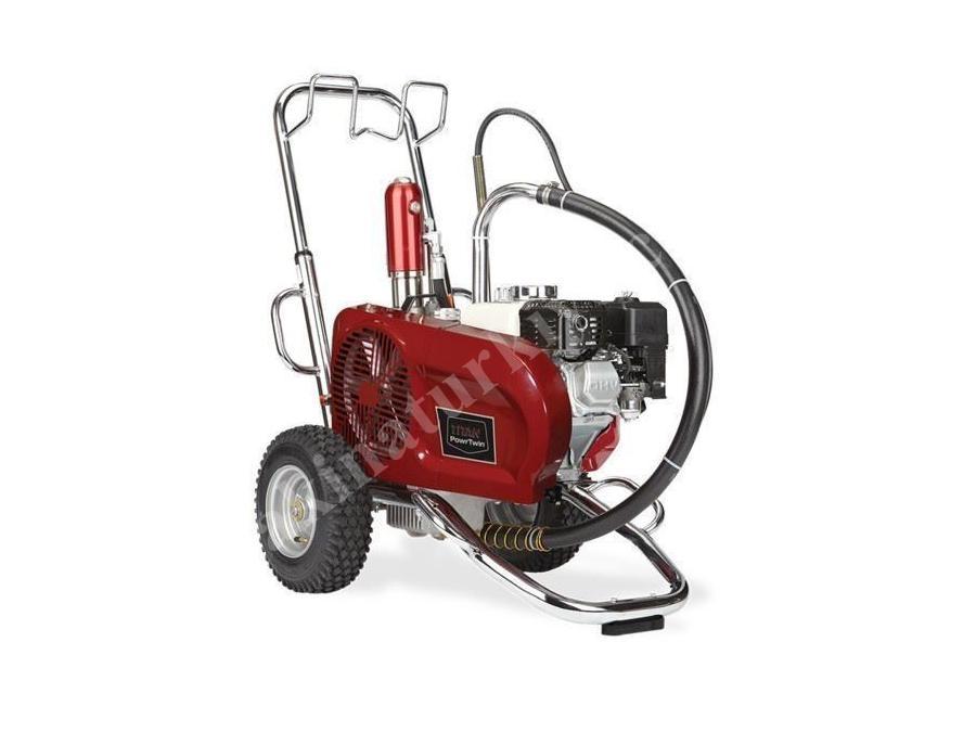 Hidrolik Pistonlu Boya Pompası Benzinli 8,14 Lt / Dakika