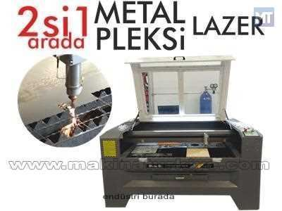 Olympos Lazer Kesim Makinası