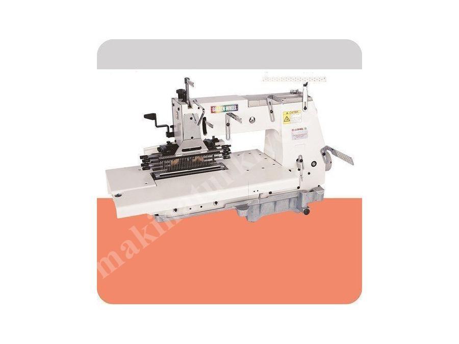 29 İğne Gipe Lastik Makinası