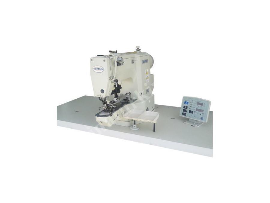 Direct Drive Elektronik Düğme Makinesi