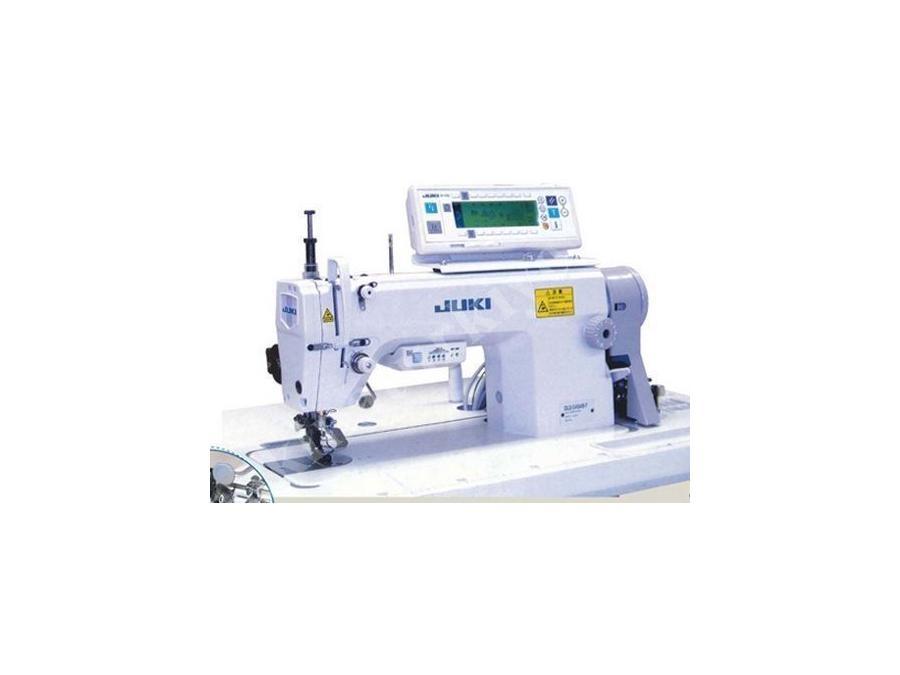 Üst Transportlu Step Motorlu Elektronik Kilit Dikiş Makinası