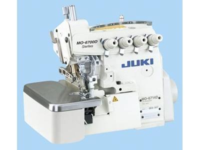 Juki Mo-6704S 3 İplik Overlok Makinası