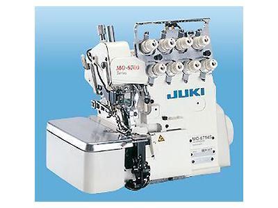 Juki Mo-6714S 4 İplik Overlok Makinası