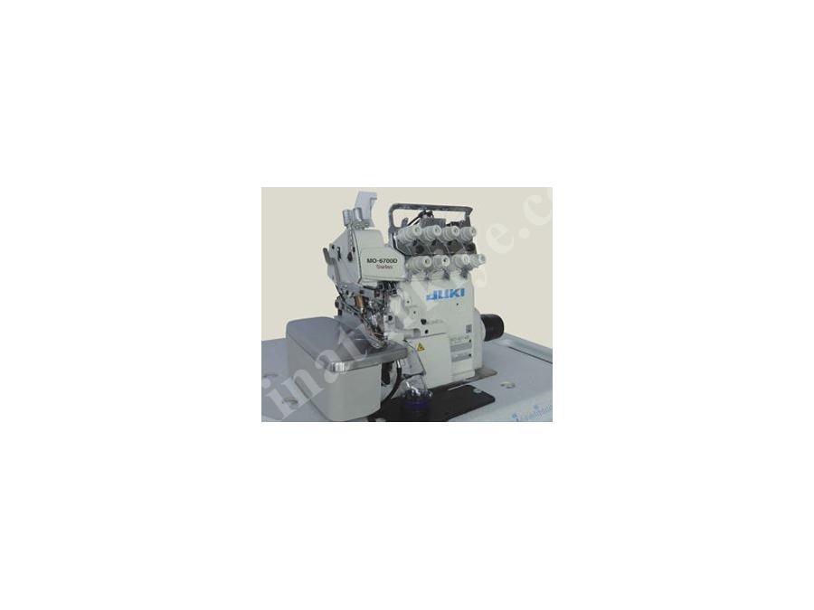 Juki Mo-6714D 4 İplik Overlok Makinası