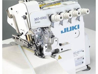 Juki MO-6914S-BE6-44H 4 İplik Yarım Otomatik Kıstırmalı Overlok Makinası