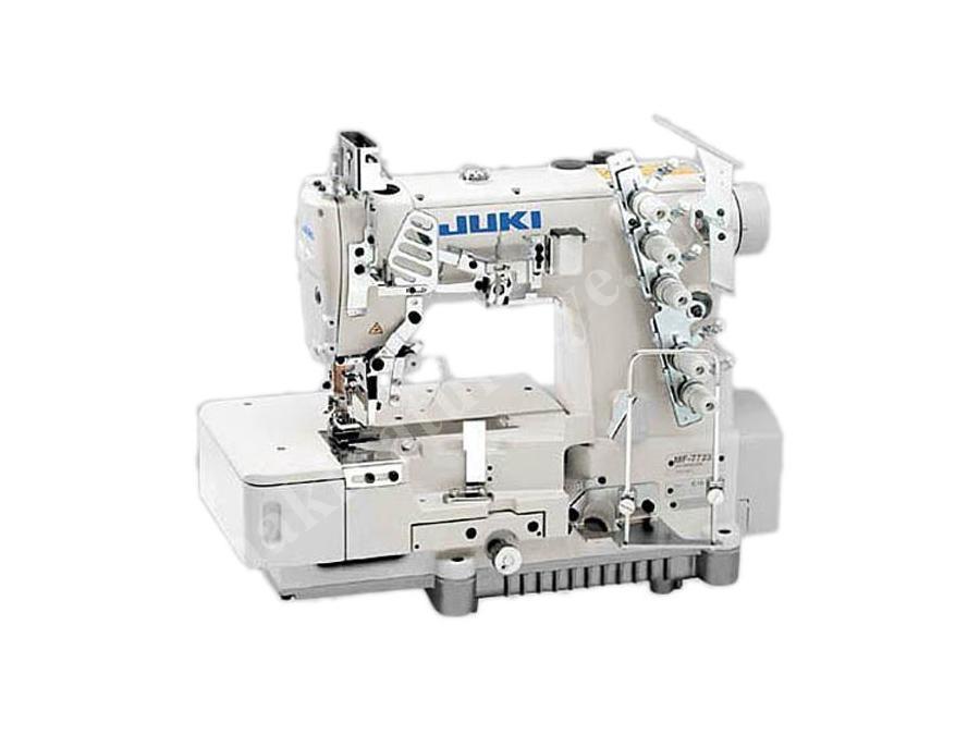 Düz Yataklı 3 İğneli Karyokalı Mekanik Bant Reçme Makinası