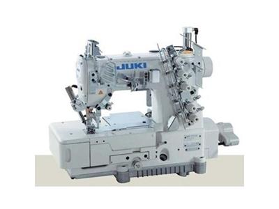 Düz Yataklı 3 İğneli Karyokalı Mekanik Etek Reçme Makinası