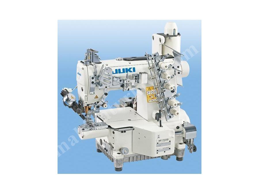 3 İğne Karyokalı Direct Drive Mini Burunlu Elektronik Reçme Makinası