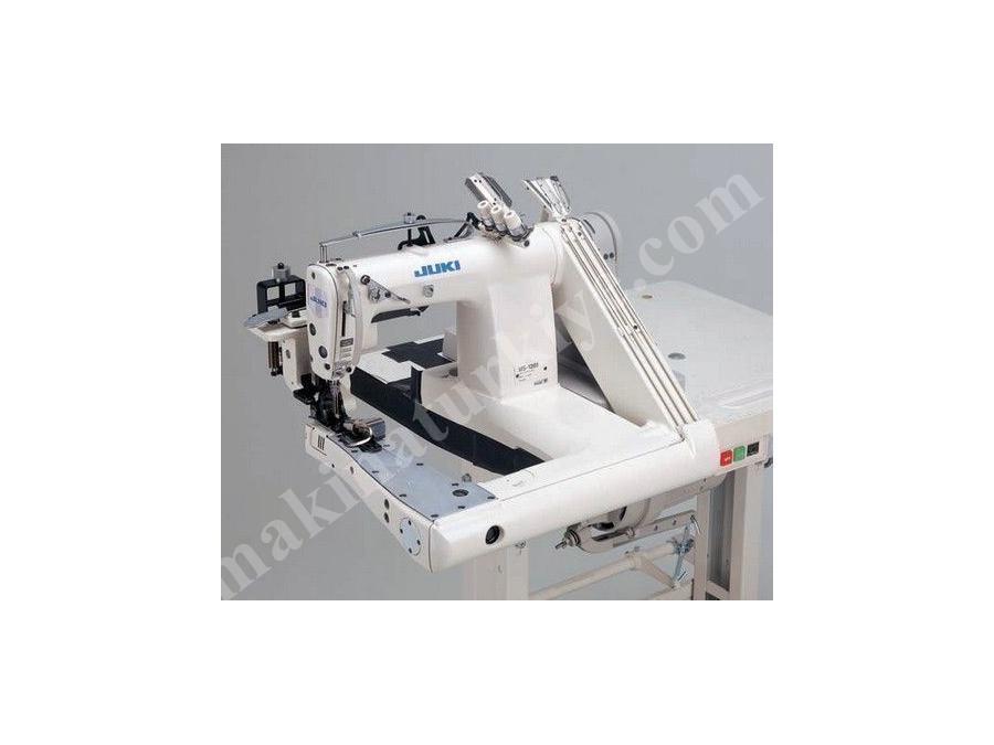 3 İğneli Kollu Gömlek Zincir Dikiş Makinası