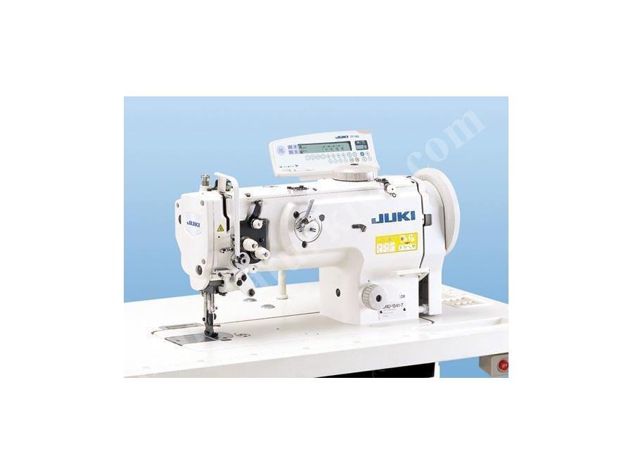Juki DNU-1541 Tek İğne Çift Papuç Transportlu Deri Döşeme Makinası