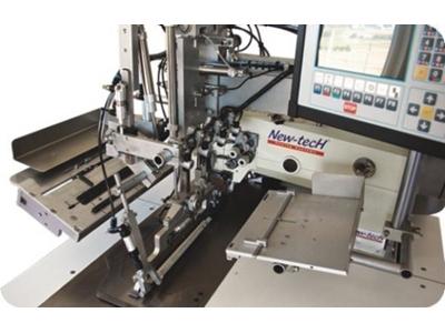 Otomatik Pantolon Fleto Makinası 2000 Cep / 8 Saat