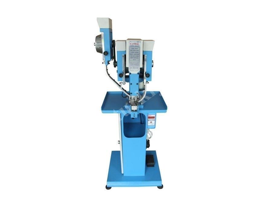 Otomatik Perçin Çakma Makinası