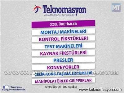 Thermoform Machinery - Thermoform Makinası