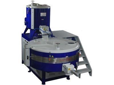 Dikey Tip Pvc Mikser Makinası 250 Kg
