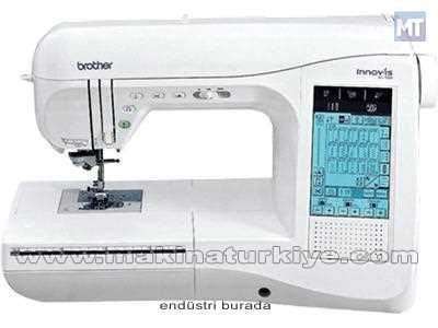 Brother Innov-is QC1000 Ev Tipi Kapitone Dikiş Makinası
