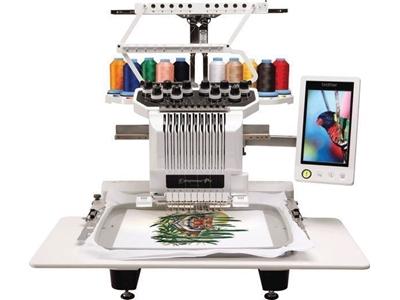 Brother PR-1000 Ev Tipi Çok İğneli Nakış Makinası