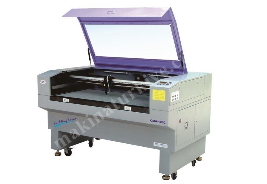 CMA-1200 Cma Sabit Tabla Lazer Kesim Makinası