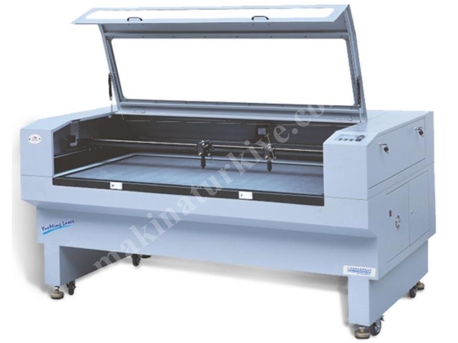 CMA-1200T Cma Çift Kafalı Lazer Kesim Makinası