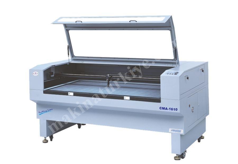 CMA-1810T Cma Çift Kafalı Lazer Kesim Makinesi