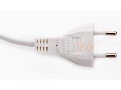 2,5A Fişli Yassı Kablo 2 X 0,50 mm2