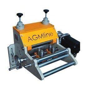 Agmline AGMSS Redüktörlü Servo Rulo Sac Sürücü