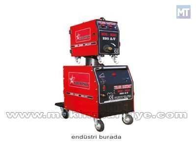 Mig Gazaltı Kaynak Makinası AV 30-220 Amper