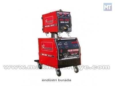 Mig Gazaltı Kaynak Makinası AV 30-250 Amper