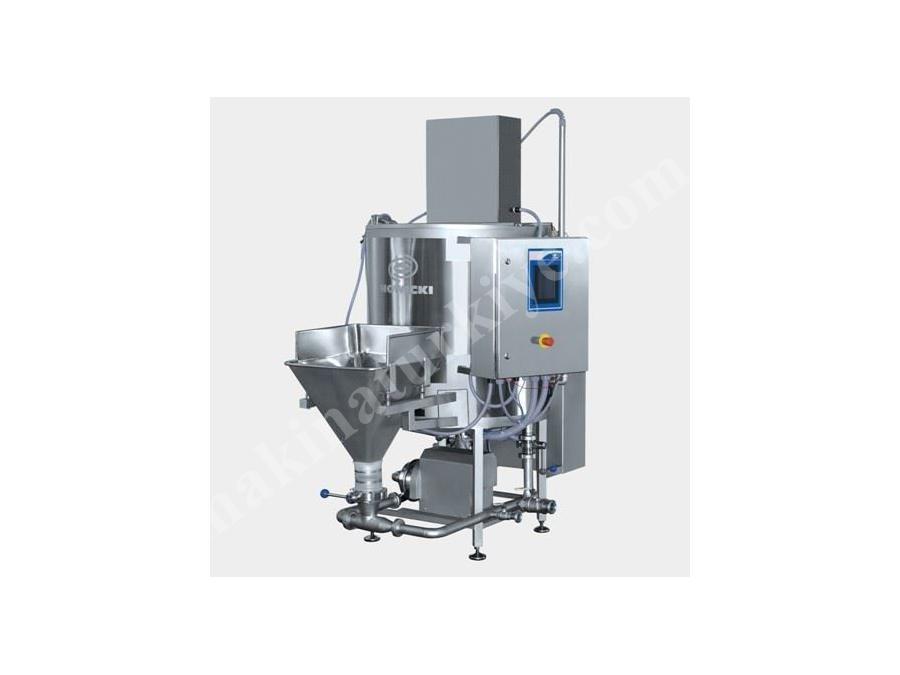 Soğutmalı Et Enjeksiyon Sıvısı Karıştırma Makinası 1500 Dm³