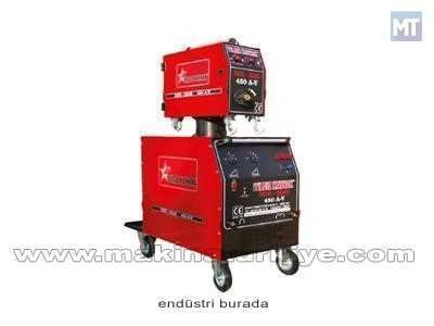 Mig Gazaltı Kaynak Makinası Av 40-450 Amper