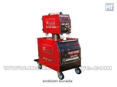 Mig Gazaltı Kaynak Makinası Av 40-550 Amper