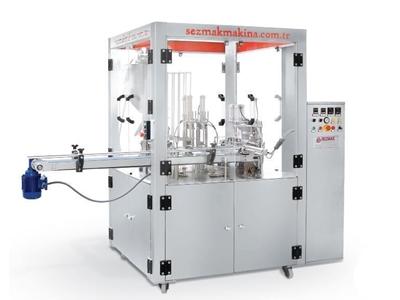 Plastik Kaseler Otomatik Ayran Dolum Ve Kapatma Makinası