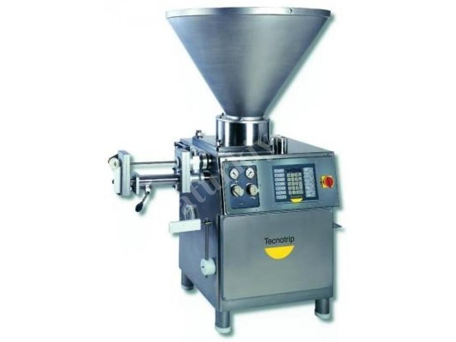 Technotrip Ec-4 Otomatik Vakumlu Salam Dolum Makinası