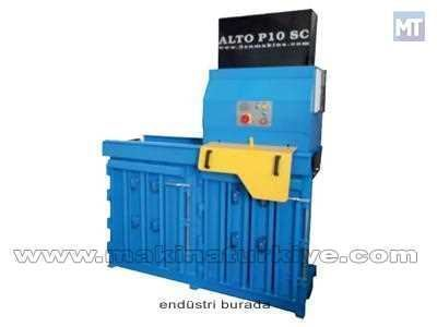 Alto-P10sc Balya Pres Makinası 70-90 Kg