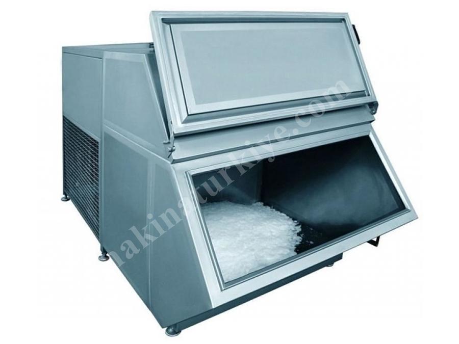 Yaprak Buz Makinası 2200 Kg / 24 Saat