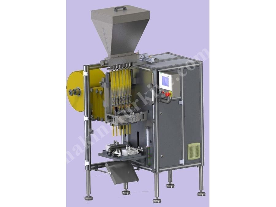 Stick Granül Dolum Ve Paketleme Makinası