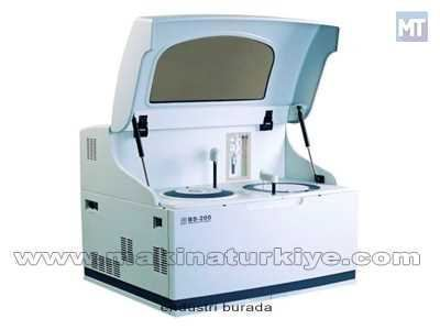 Mindray BS200 Biyokimya Analizörü