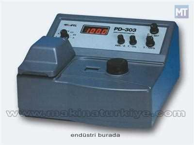 Apel Pd-303S Spektrofotometre