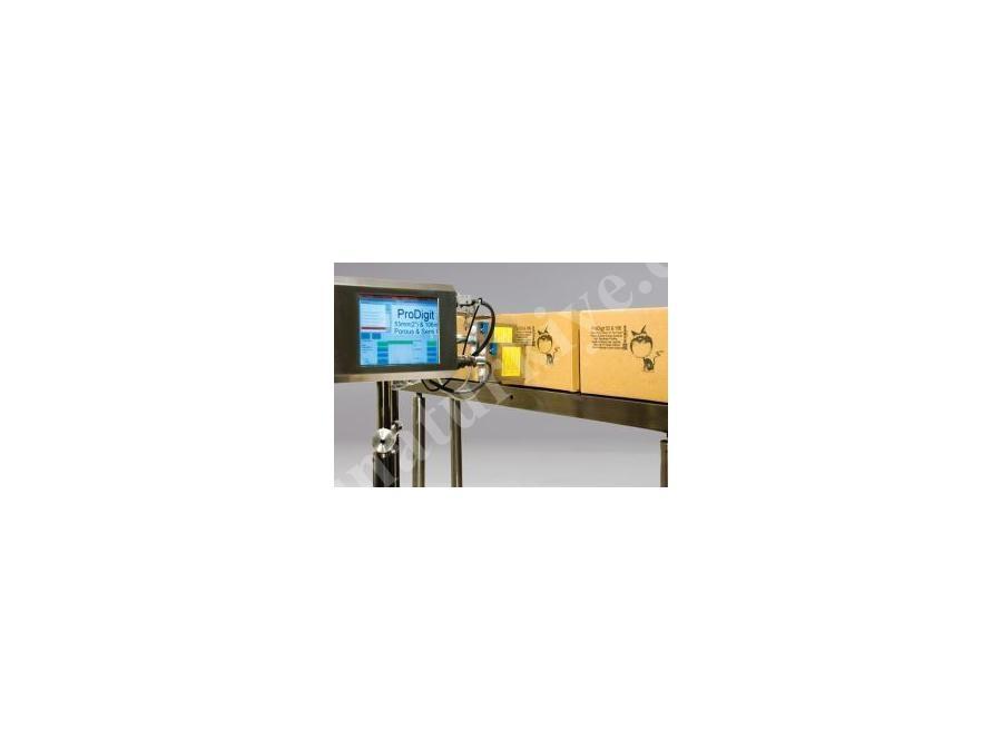 Xaar Pd 106 İnkjet Kodlama Makinası