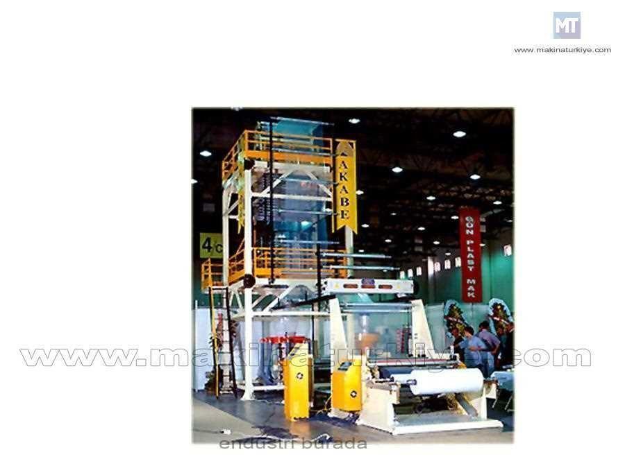 LDPE Film Makinası 200 Kg / Saat
